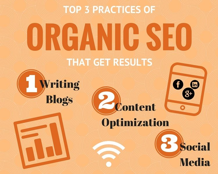 Top 3 Organic SEO Practices That Get Results