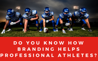 Lets play the game…Do you know how Branding helps professional athletes?