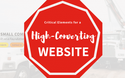 6 Critical Elements for a High-Converting B2B Website