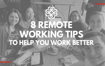 8 Remote Working Tips to Help You Work Better
